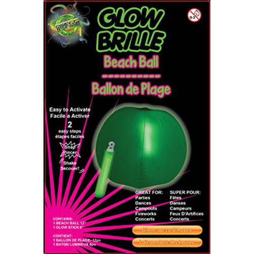 Glow Beach Ball
