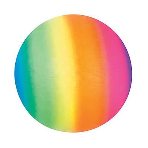 "Inflatable Large Rainbow Playground Balls 18"""