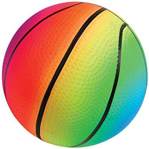 "Rainbow Basketballs 5"""