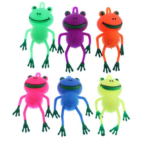 Frog Flashing Puffer Balls