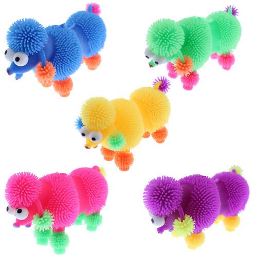 Poodle Flashing Puffer Balls