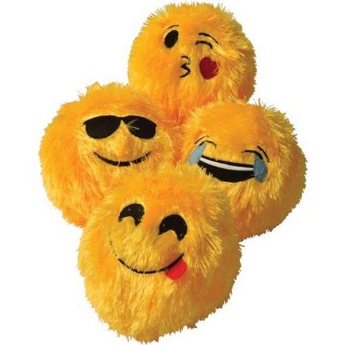 "Fluffy Emoji Balls 6"""