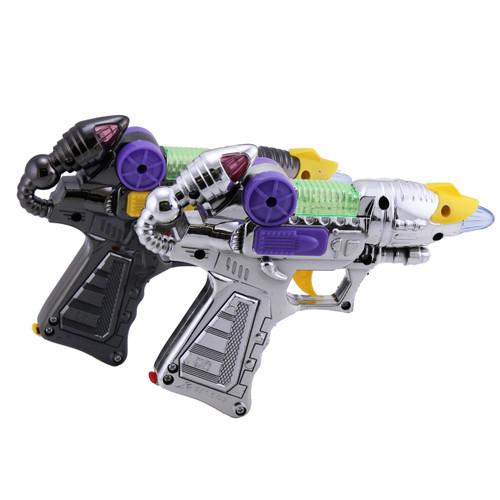 Laser Gun with Light & Sound