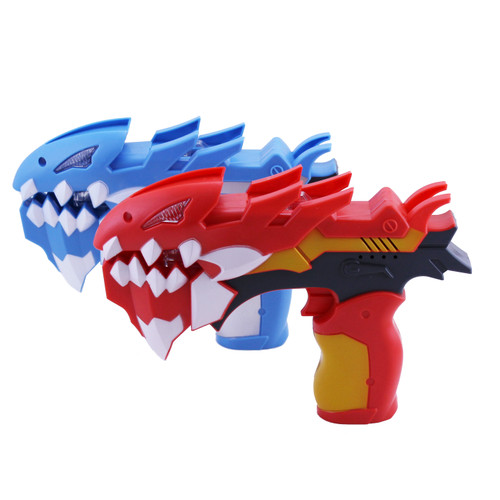 Dinosaur Laser Gun With Light & Sound