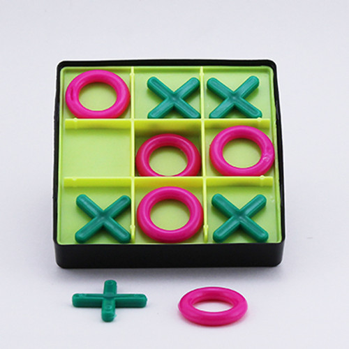 Travel Tic-Tac-Toe Games