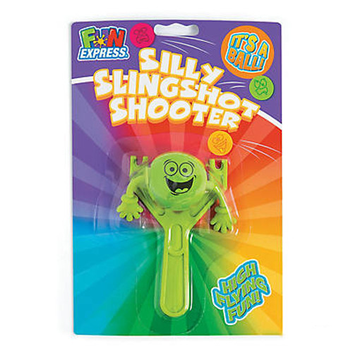 Silly Slingshot Shooters