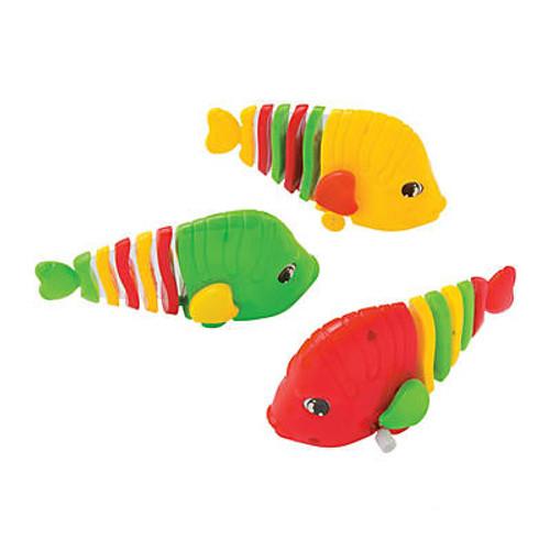 Rainbow Fish Wind-Ups