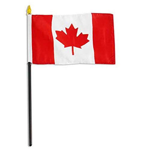 """Canada Flag 4"""" x 6"""""""