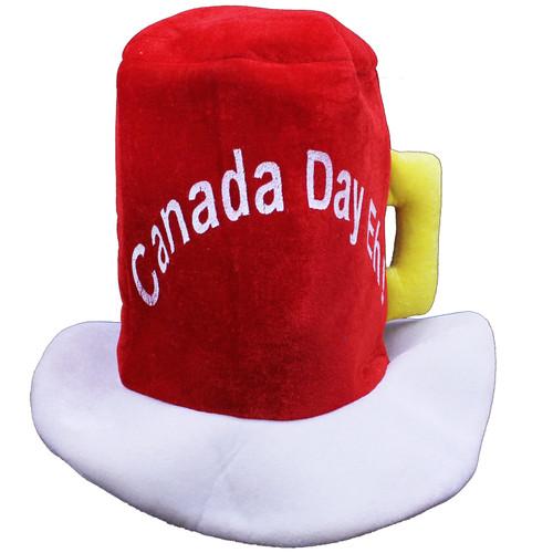 Canada Beer Hat