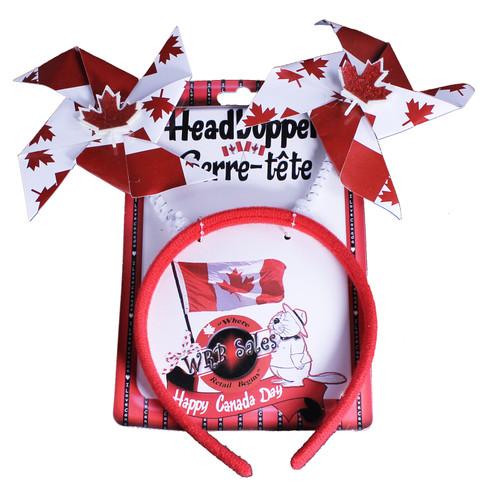 Canada Pinwheel Head Boppers