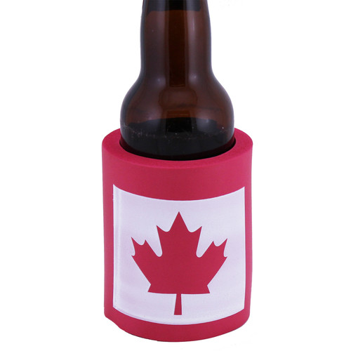 Canada Can Or Bottle Koozie