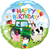 "Birthday Barnyard 18"" Foil Balloon"