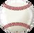 "Baseball 36"" Foil Balloon"