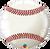 "Baseball 18"" Foil Balloon"