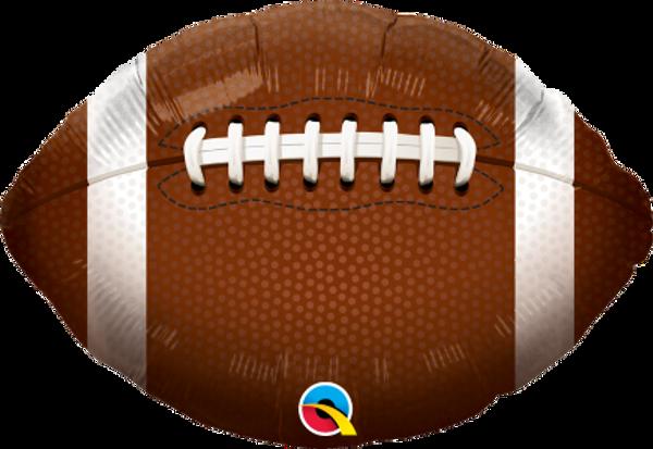 "Football 18"" Foil Balloon"