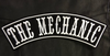 """CREATE YOUR OWN 13"""" WIDE TOP ROCKER WITH BIKER FONT"""