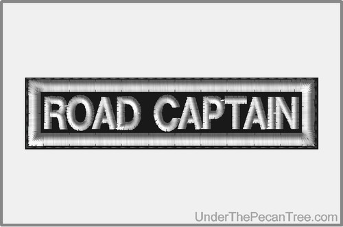 ROAD CAPTAIN MOTORCYCLE CLUB RANK AND POSITION