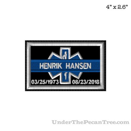 ROADDOCS MEMORY PATCH HENRIK HANSEN