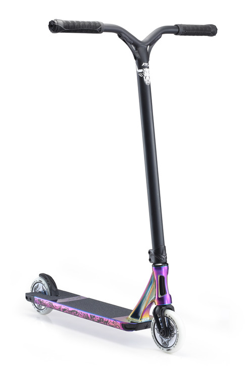 Envy KOS S6 Scooter - Charge