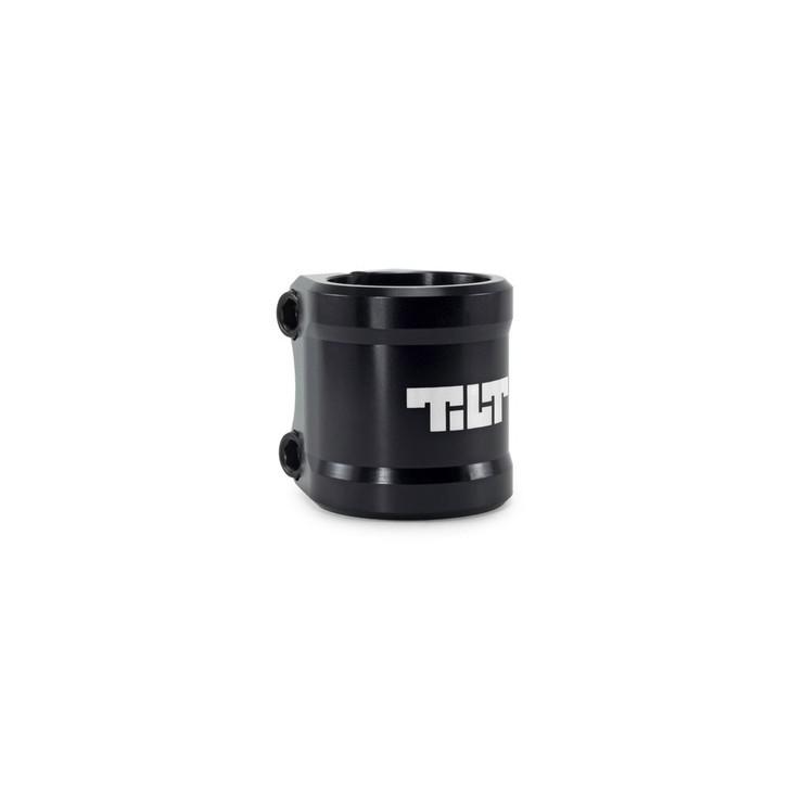 Tilt Arc Double Clamp - Black