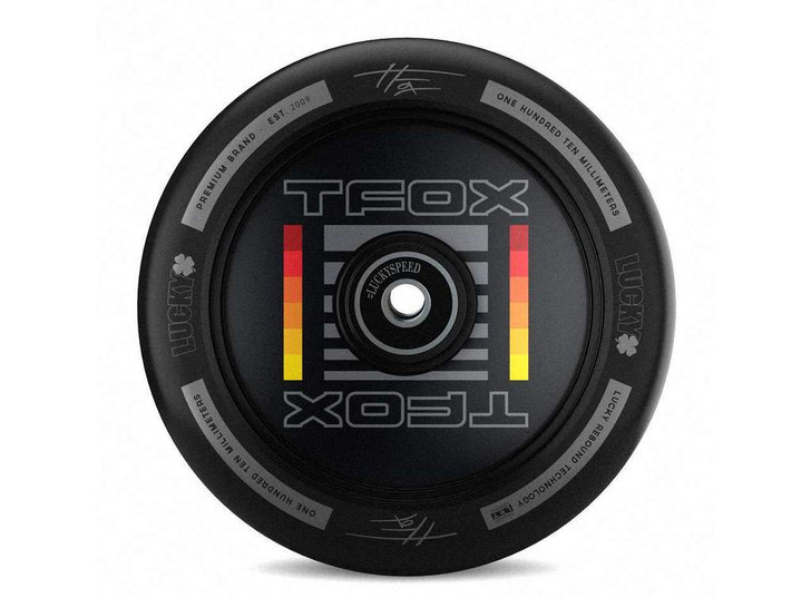 Lucky Scooter Wheel -  Analog Tanner Fox Signature 110mm