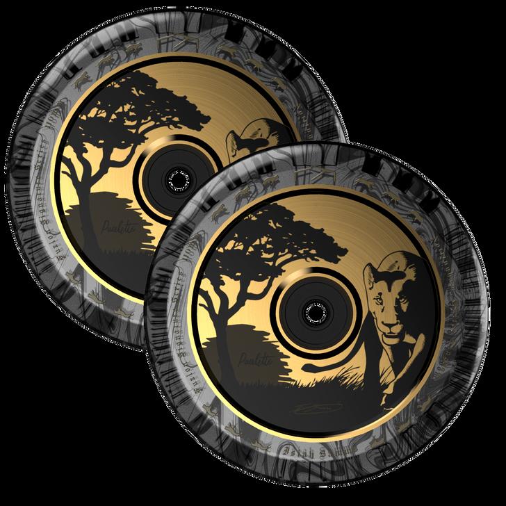 Fuzion Scooter Wheel - Isiah Samms Signature 110mm