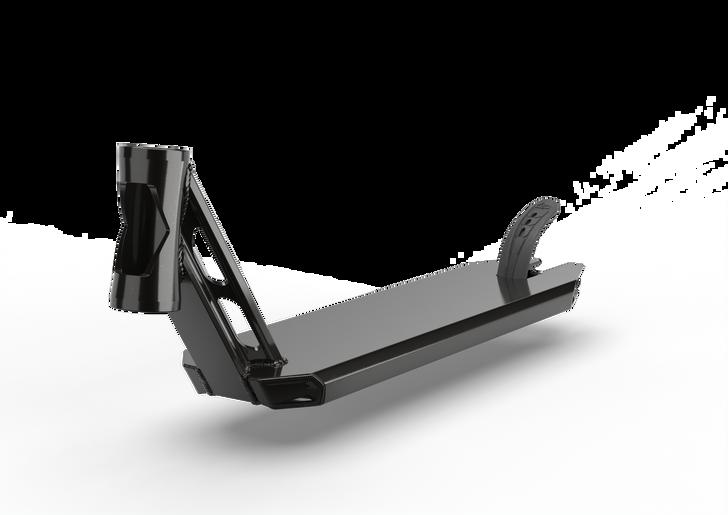 """Fuzion Deck - Entropy 4.75"""" x 19.5"""" Liquid Black"""