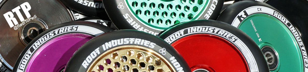 Root Industries Scooter Wheels
