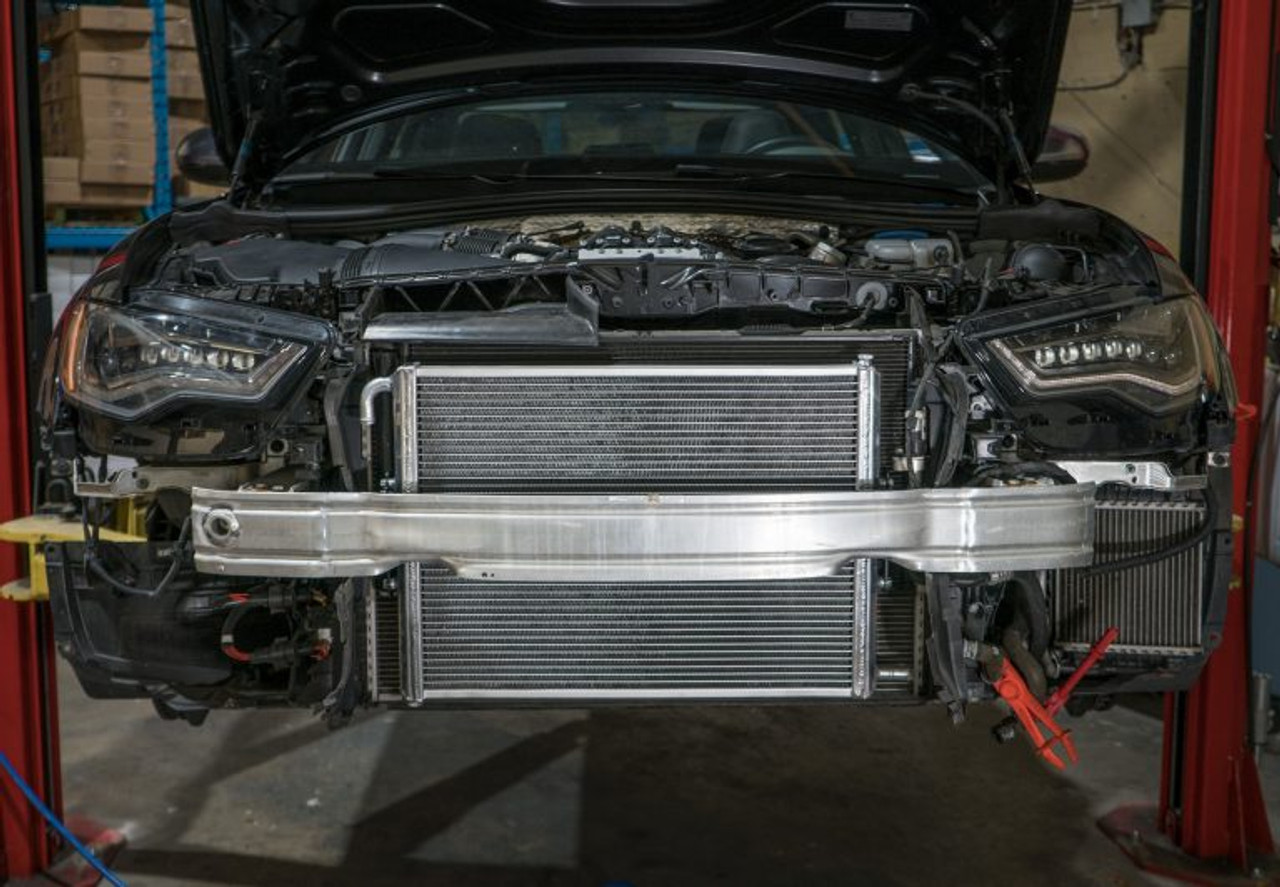 CTS TURBO C7 AUDI A6/A7 3.0T AND S6/S7 4.0T HEAT EXCHANGER UPGRADE