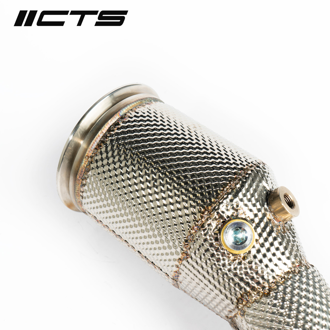 CTS Turbo C8 Audi RS6/RS7 4.0TT High-Flow CATS