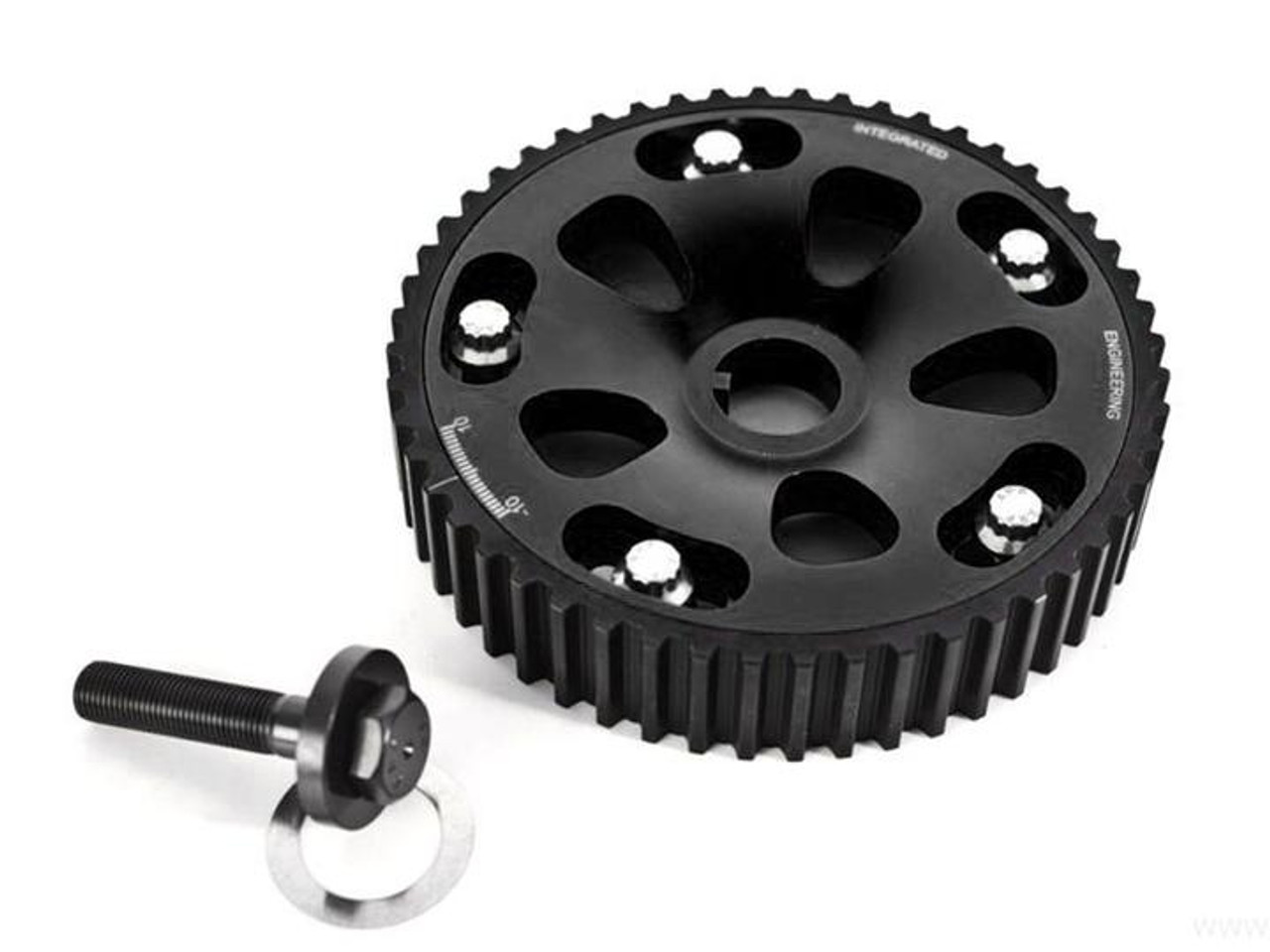 IE Adjustable Cam Gear For 1.8T 20V Engines   Fits VW & Audi MK4, B5, B6, 8N, 8L Chassis