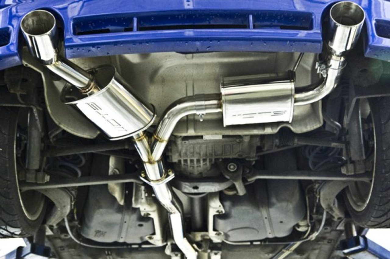 CTS Turbo VW MK4 R32 3″ Cat-back Exhaust