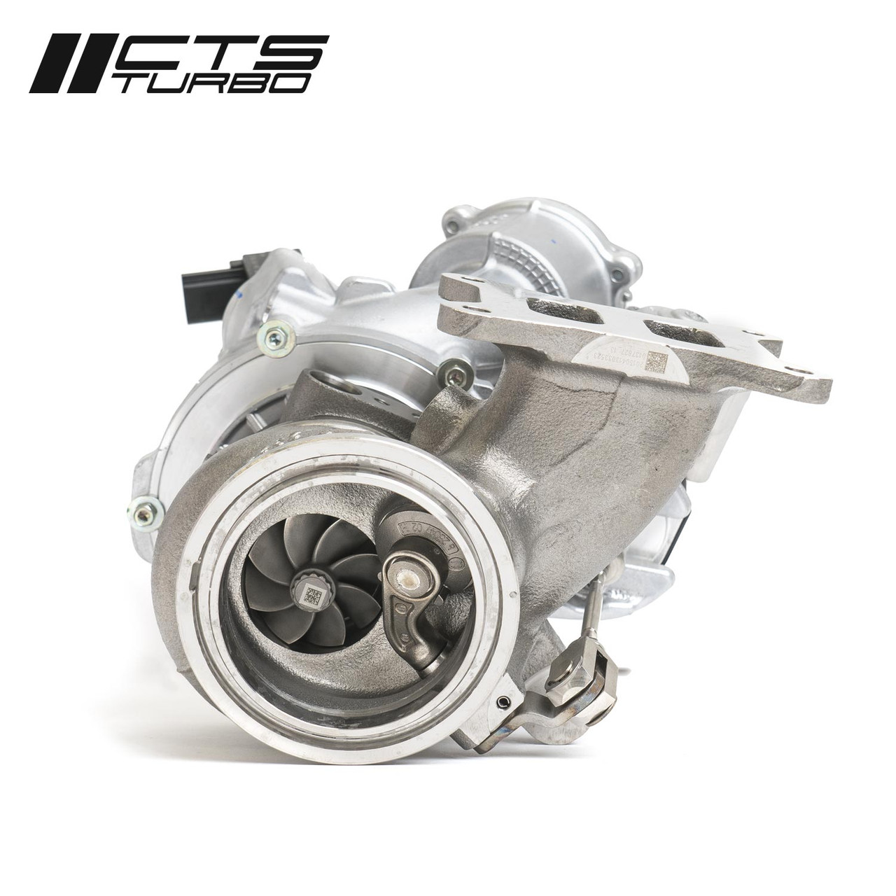 CTS Turbo IS38 Turbocharger for MQB Golf/GTI/Golf R, Audi A3/S3 (2015+)