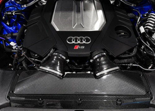 MTM Intake and Turbo Inlets for C8 RS6/RS7