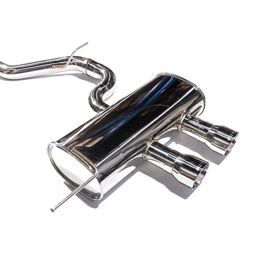 "CTS Turbo Mk6 Golf R 3"" Cat Back Exhaust"