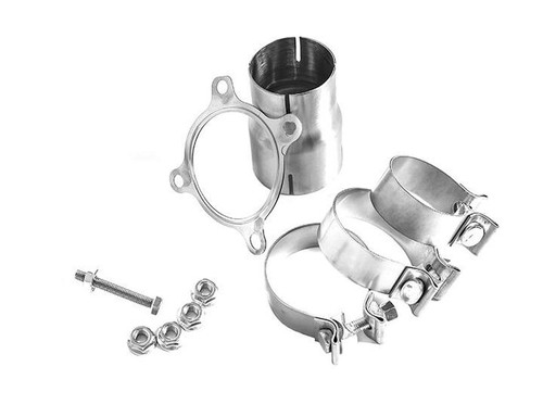 """IE A4 A5 Q5 B8/B8.5 2.0T 3"""" Catted Downpipe"""
