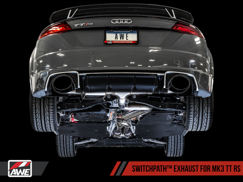 AWE Exhaust Suite for Audi MK3 TT RS 2.5T