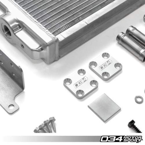 034motorsport Supercharger Heat Exchanger Upgrade Kit for Audi B8/8.5 S4/S5/Q5/SQ5 3.0T