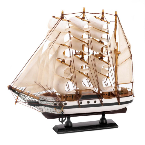 Passat Tall Sailing Ship Model