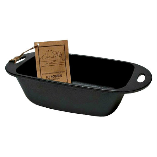 Old Mountain Cast Iron Loaf Pan
