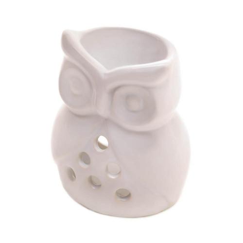 Wise Owl Ceramic Oil Warmer