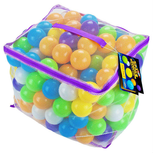 200 Outer Space Bright Color Soft Pit Balls