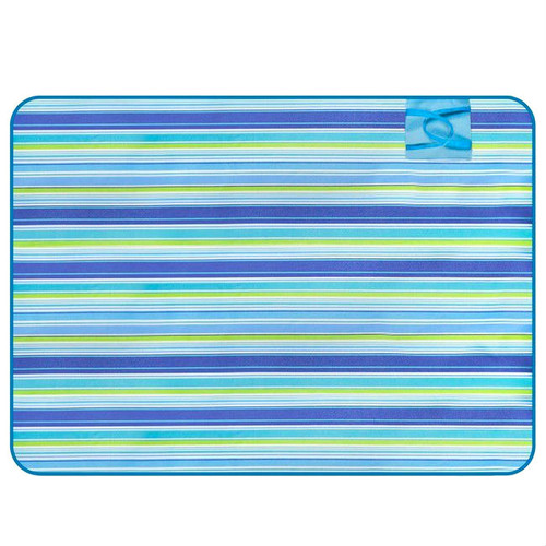 Beachcomber Striped 2 in 1 Beach Bag and 79 x 59 Blanket