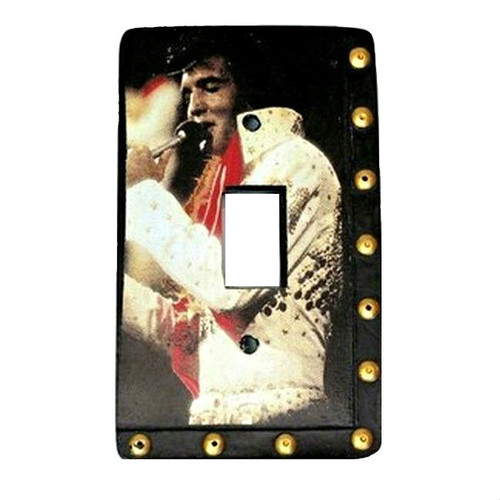 Elvis Presley Single Light Switch Plate Cover