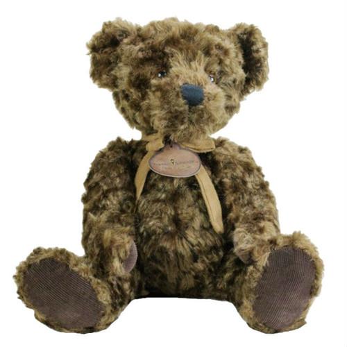 """Thomas Kinkade Collectible 11"""" Plush Stuffed Thomas Teddy Bear"""