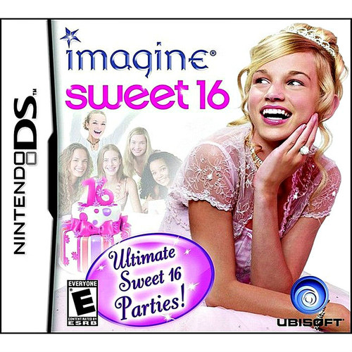 Imagine Sweet 16 Game for Nintendo DS - Age E