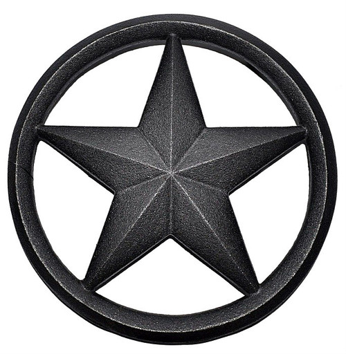 Old Mountain Cast Iron Western Star Trivet