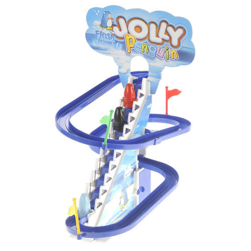 Playful Penguin Race II Playset Age 3+