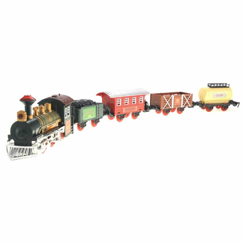 Continental Express Train Set with Lights and Sound