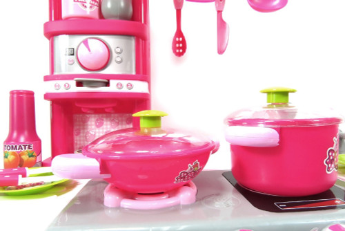Little Chef 31 Piece Kitchen Set with Light and Sound Age 3+
